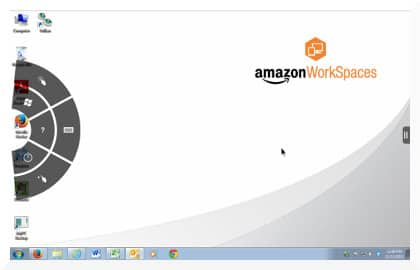 amazon web services workspaces
